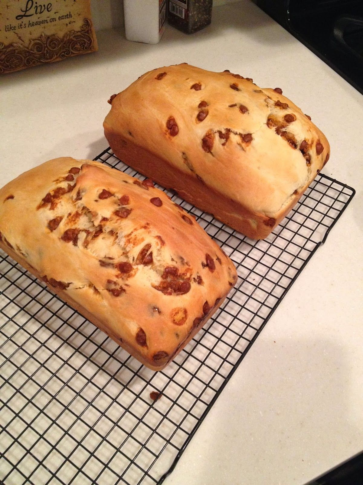 Cinnamon Chip Bread-Great Harvest Copycat | Cinnamon chips ...