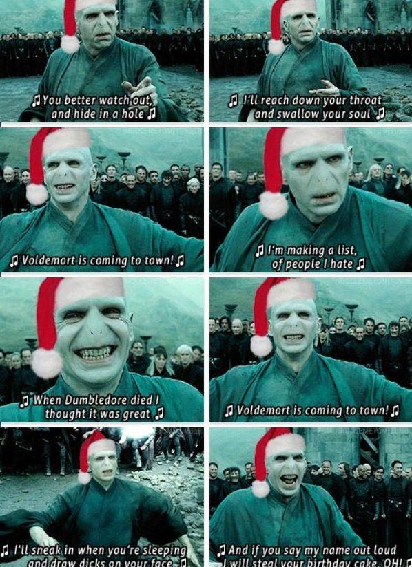 Merry Christmas Harry Potter Memes Hilarious Harry Potter Song Harry Potter Jokes