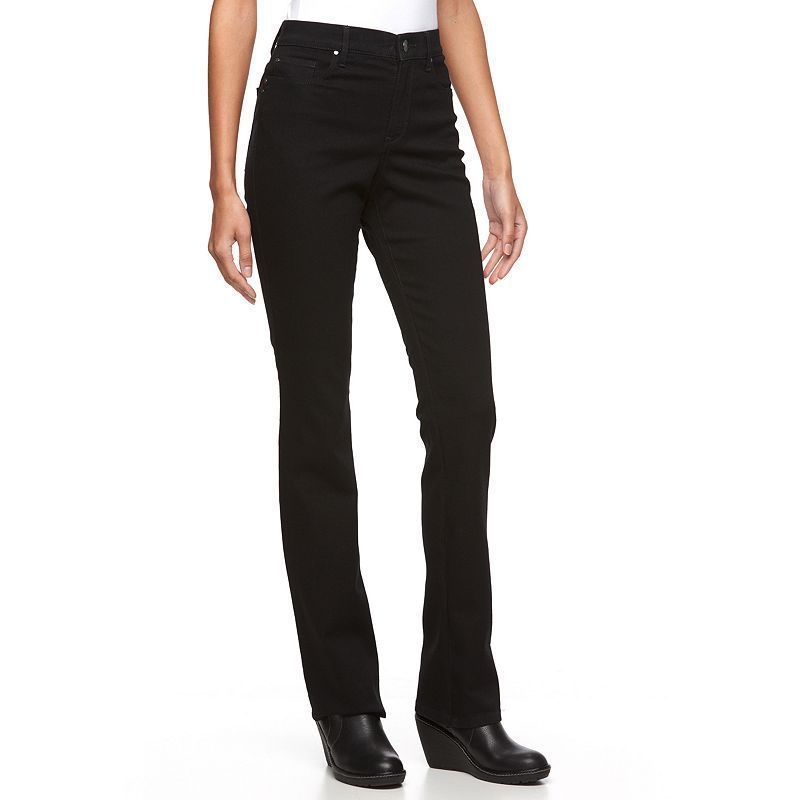 7cc1c118ee7 Women's Gloria Vanderbilt Jordyn Curvy Fit Bootcut Jeans | Products ...