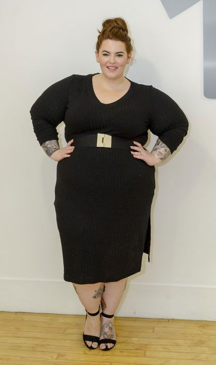 b7d6efd534542 News From Size-26 Model Tess Holliday: She's Launching a Clothing Line!