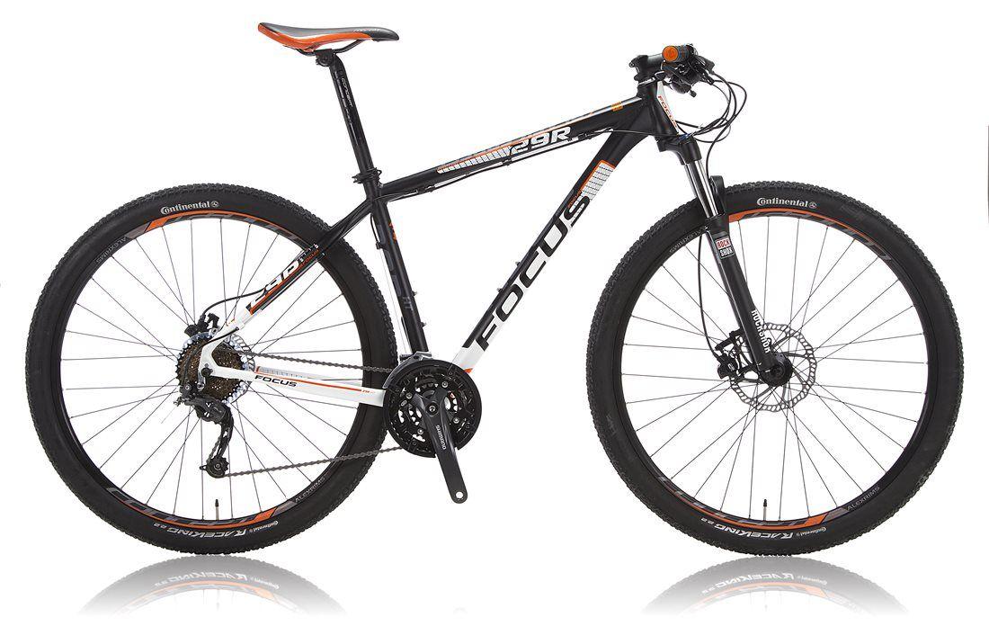 Focus Black Forest 4 1 Mountain Bike 29er Sale 899 99 Black