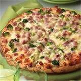 Image detail for -ham broccoli alfredo pizza 0 0 15 min prep time 25 min total time key ...