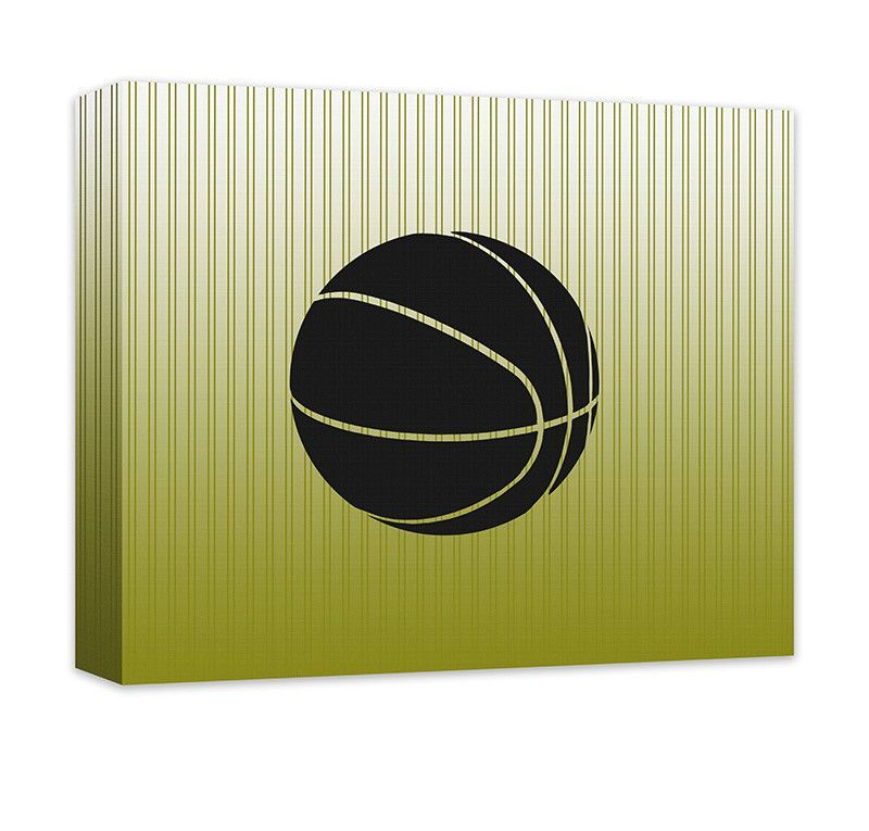 Basketball Canvas Wall Art | Canvases, Game rooms and Walls