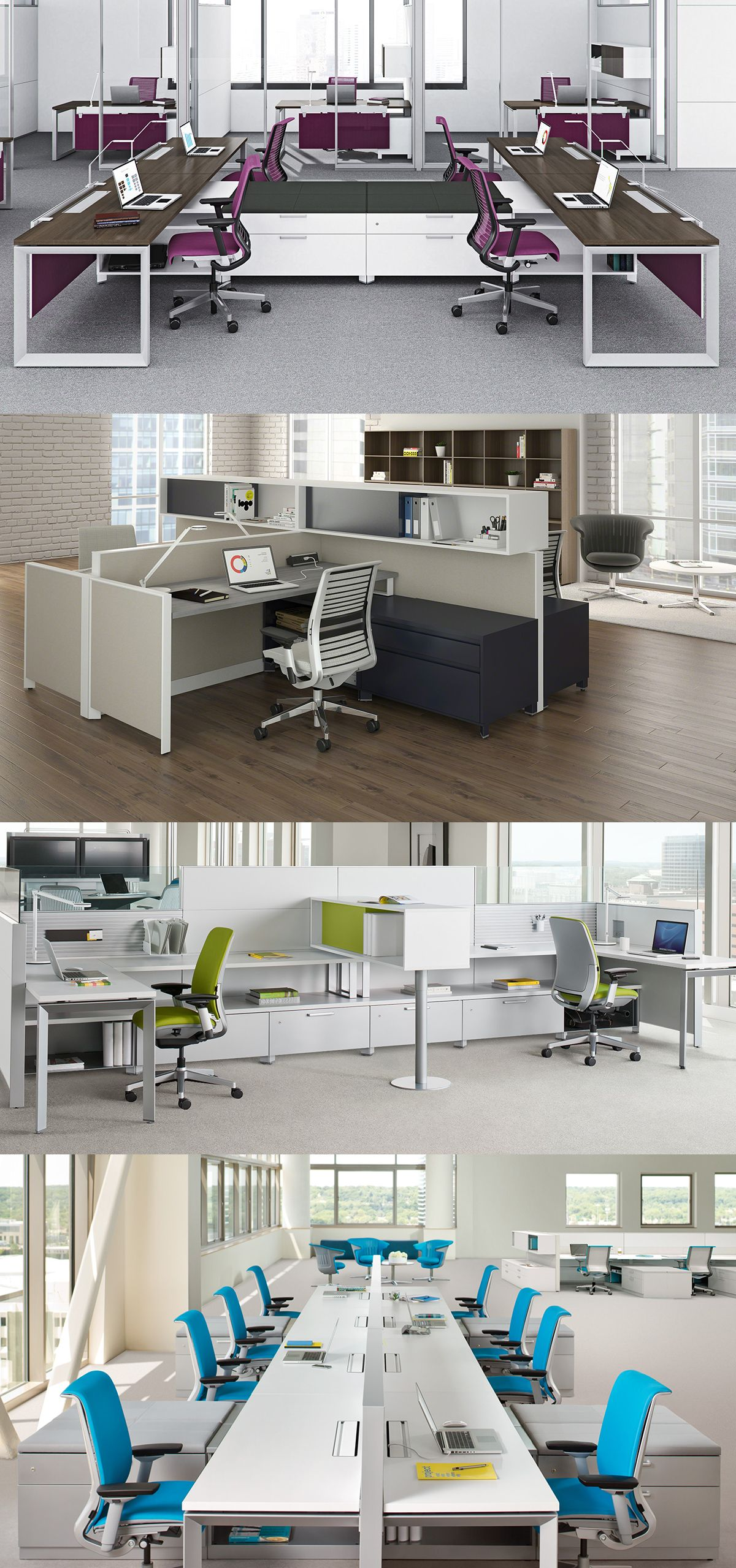 Answer Modular Workstations Are Designed With Built In Flexibility And  Interconnectivity To Meet Todayu0027s Evolving