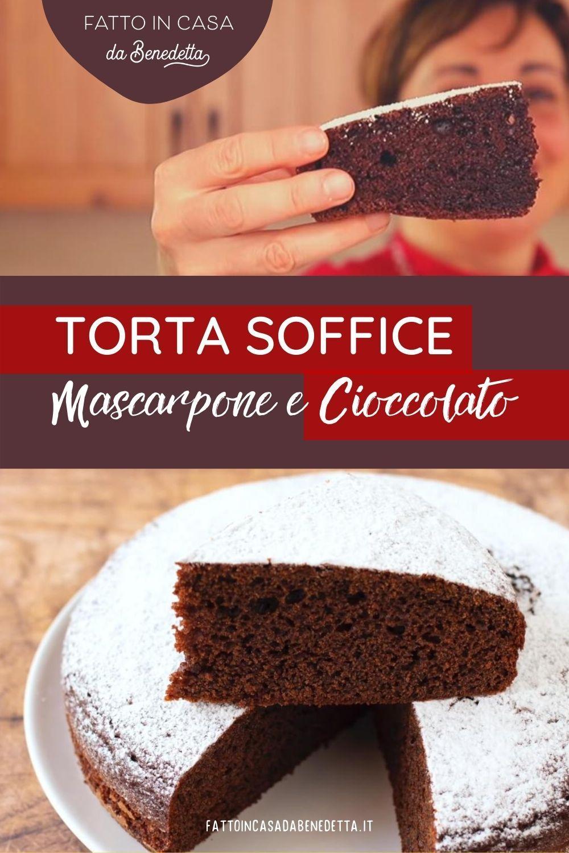 Ricetta Torta Al Cioccolato Di Benedetta.Pin Su Torte