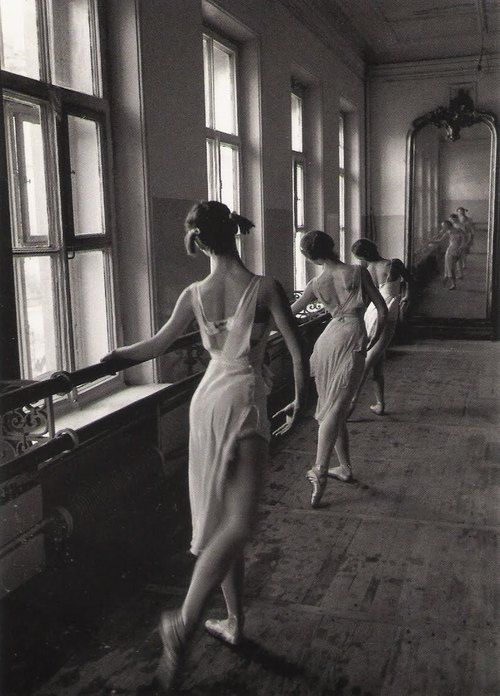 The Bolshoi Ballet School, Moscow, Russia, 1958