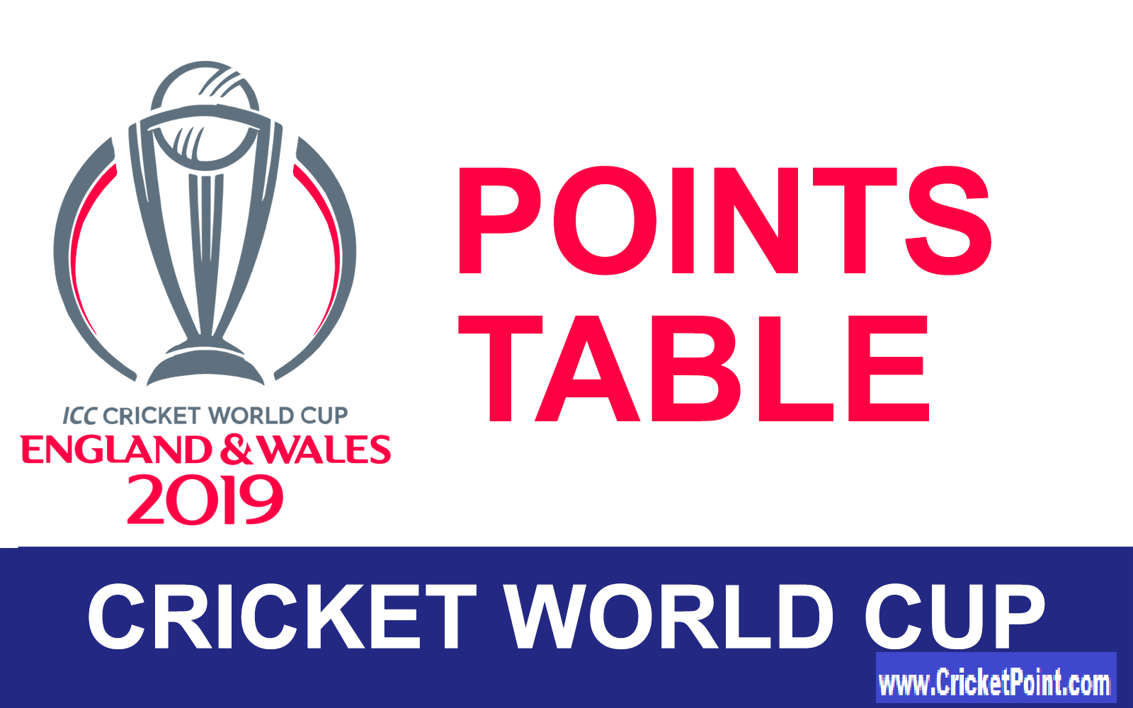Pin On Icc Cricket World Cup 2019 Live Streaming And Tv Channels List