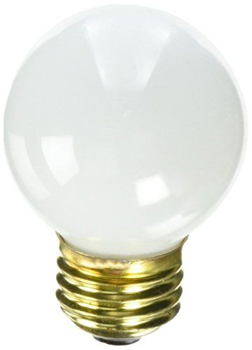 Bulbrite 25g16ewh 25w G16 Globe 120v Medium Base Light Bu With Images Light Bulb Bulbrite Bulb