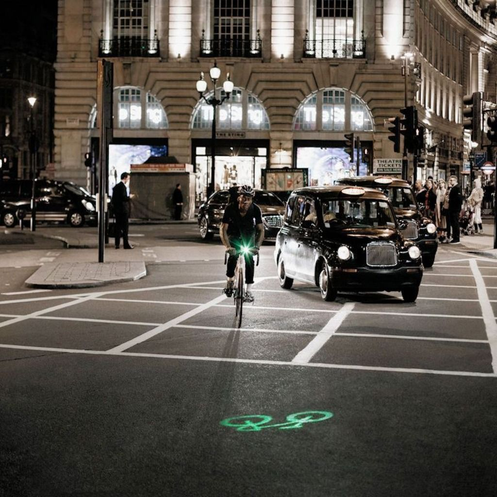 Bike Share And Bike Lights From Beryl Light Up Your Ride