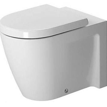 DURAVIT TANKLESS TOILET FLOOR