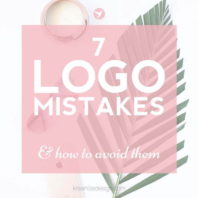 7 Design Mistakes To Avoid In Your Hall: 7 Logo Mistakes - And How To Avoid Them
