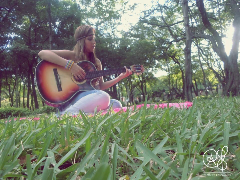 Angélica Ramos:Hippie Chic
