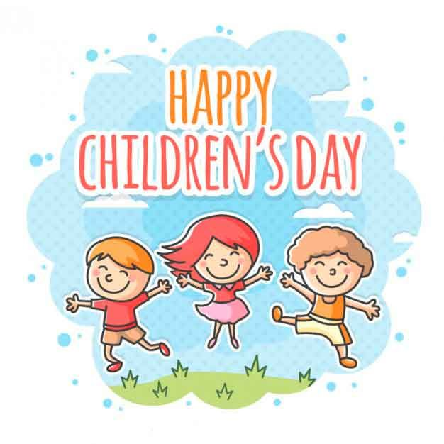 Happy Children's Day Quotes Wishes Messages Images Children's Classy Download Quote Of The Day
