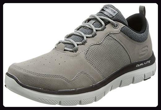 Skechers Flex Advantage 2.0 Dali grijs sneakers heren