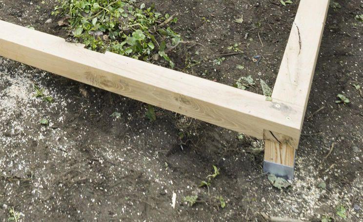 Ein Fundament fürs Gartenhaus Darauf sollten Sie achten