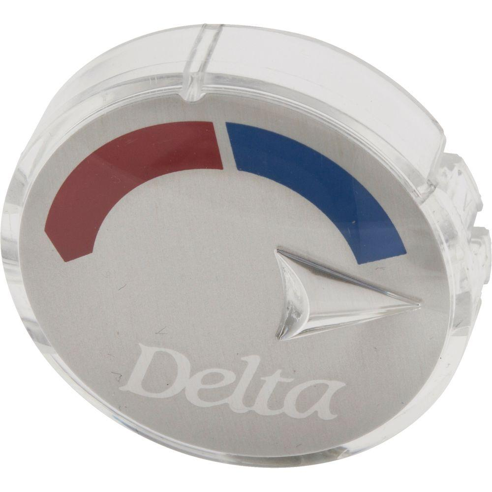 Delta HotCold Indicator, RedBlue