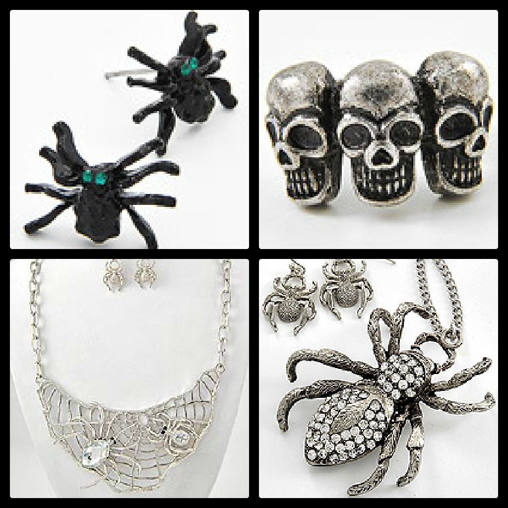 Loving Our Spooky New Halloween Pieces. Http://www.facebook.com