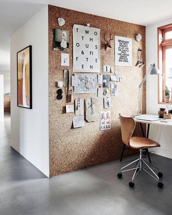 Photo of DIY: Rahmenlose Pinnwand aus Kork – fashiontamtam.com