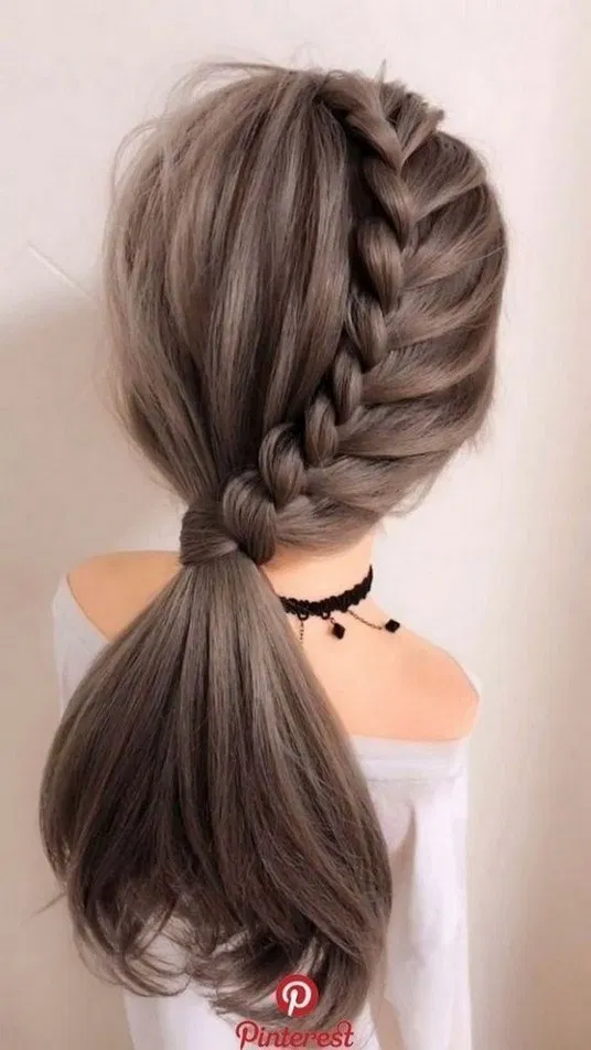 149 pretty hairstyles ideas for women to try -   14 hairstyles Femme facile ideas