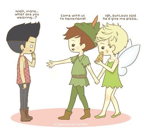 Zayn, niall and louis