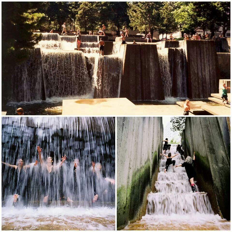 Fountain Park; Portland, Oregon