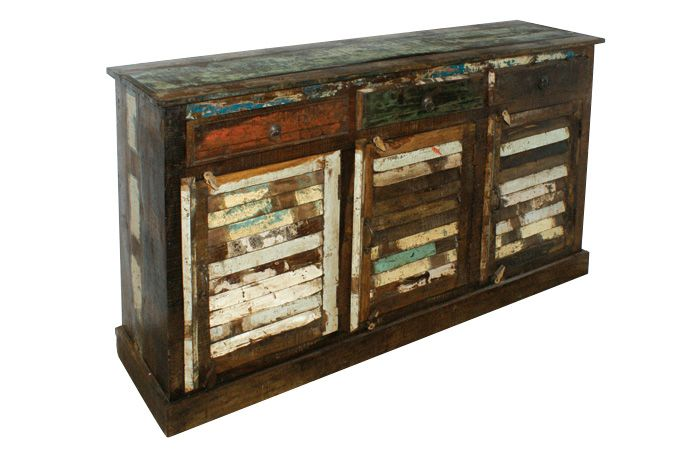 muebles de madera reciclada - Buscar con Google | Muebles hechos con ...