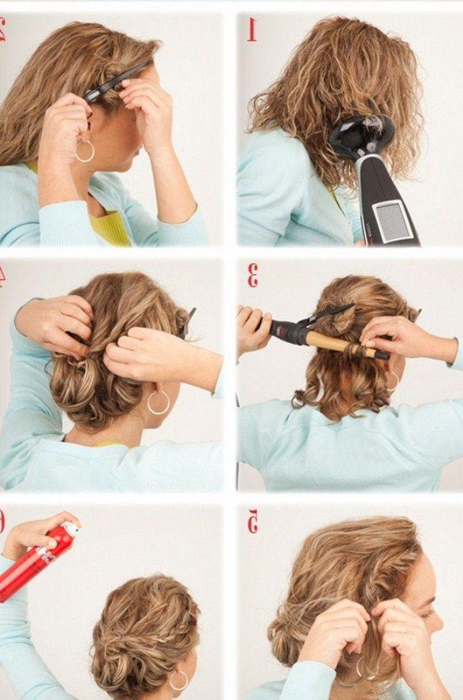 Easy Hairstyles Step By Step Inspiration Different Styles Of Easy Hairstyles Stepstep And That Will Look