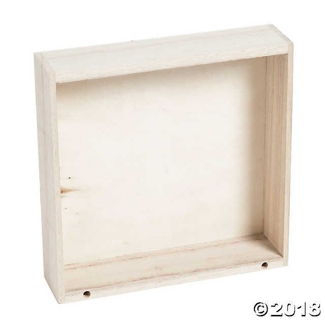 Diy Unfinished Wood Box Frames Oriental Trading Unfinished Wood Boxes Unfinished Wood Diy Wood Box