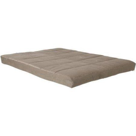 Dhp 6 Full Size Quilted Top Replacement Futon Mattress