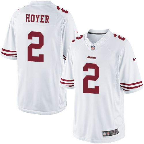 brian hoyer jersey 49ers