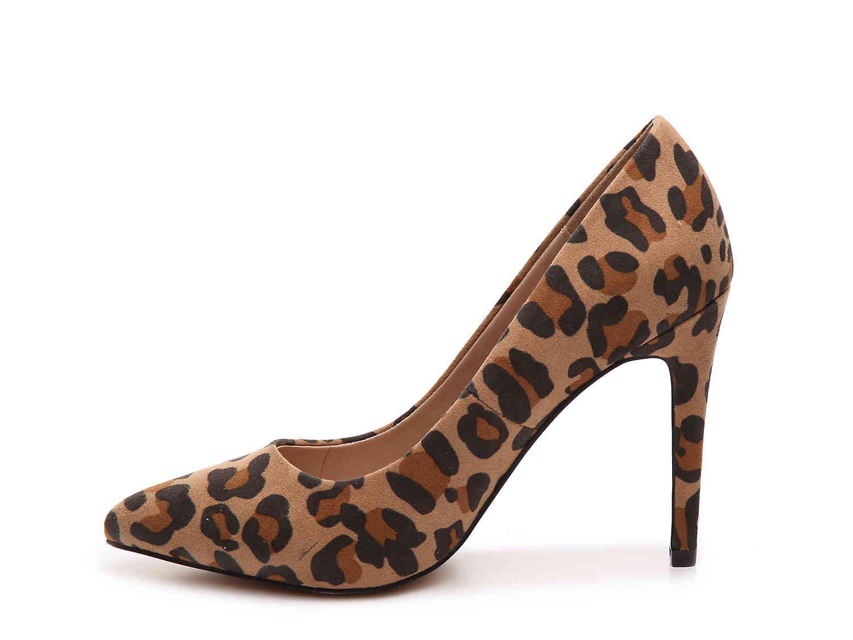 379369427a5b Mix No. 6 Lill Leopard Pump Women s Shoes