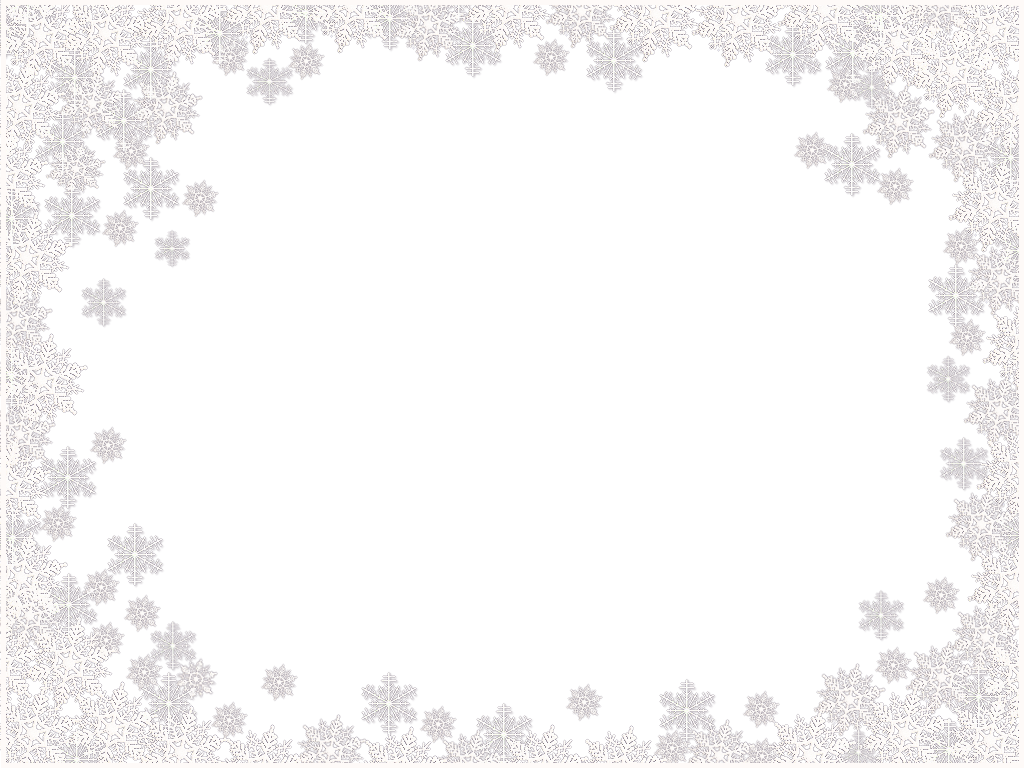 Snowflakes Png Image Clip Art Borders Free Png Png Photo