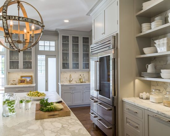 Beautiful Gray Kitchen Cabinets Grey Kitchen Cabinets Gray - Beautiful gray kitchens