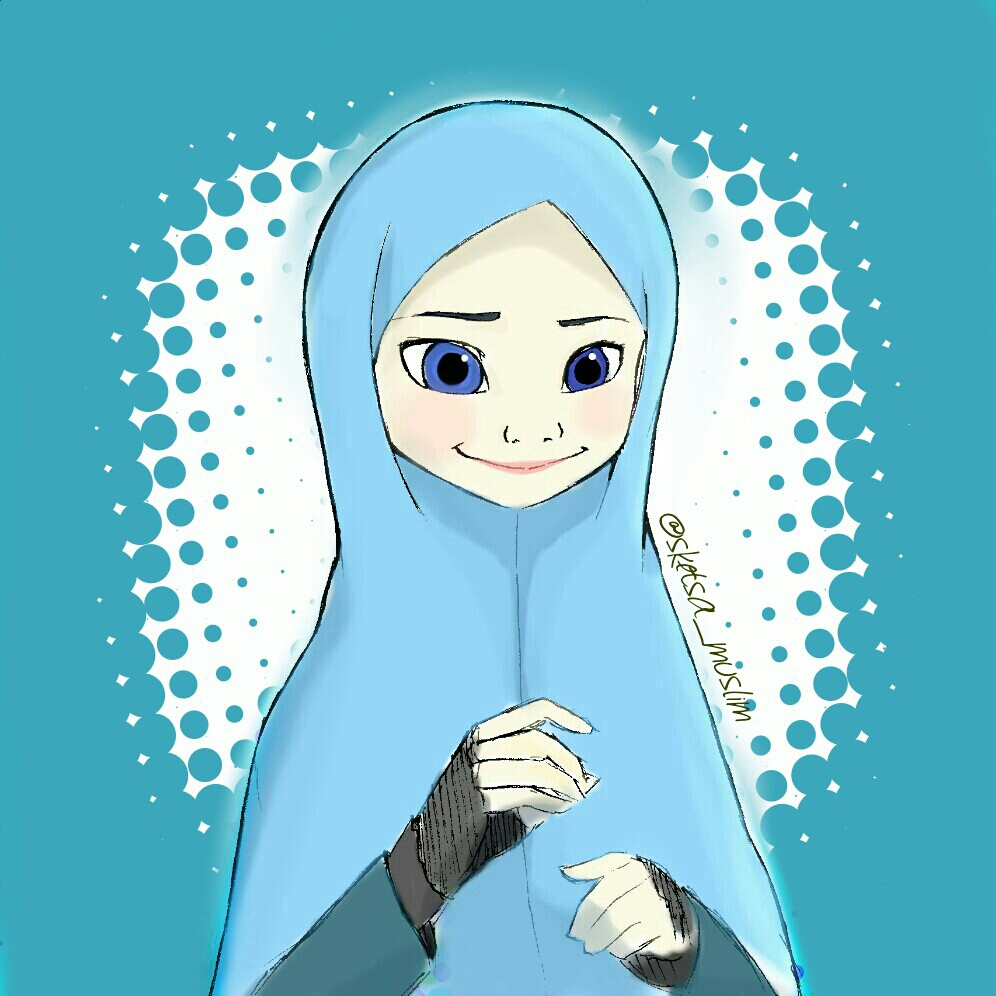Elsa Muslimah By SketsaMuslim On DeviantArt In 2020
