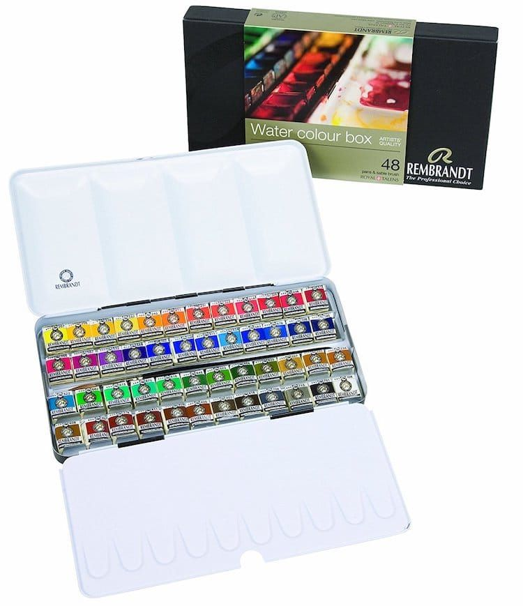 15 Best Watercolor Paint Sets Both Beginners And Professional