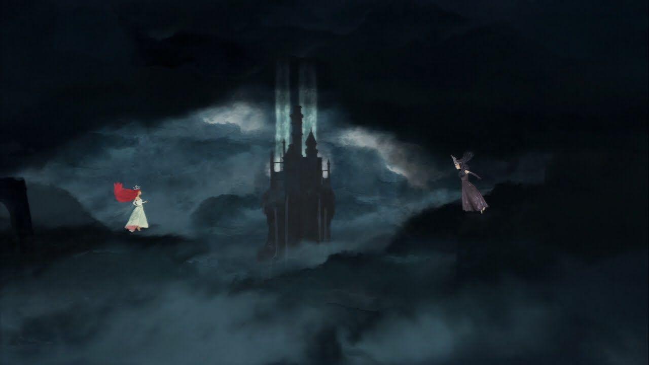 Child Of Light Rpg Battle Umbra Dark Queen And Final Theme Child