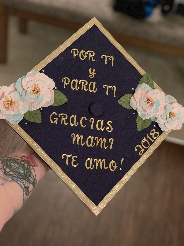 Graduation Cap For Mom High School Graduation Cap Decoration Graduation Cap College Graduation Cap Decoration