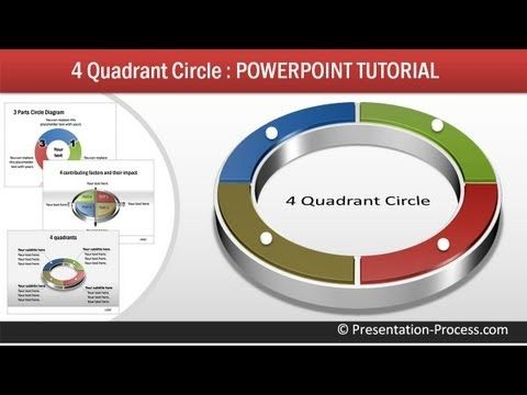 How to create 4 quadrant circle powerpoint diagram tutorial series how to create 4 quadrant circle powerpoint diagram tutorial series youtube ccuart Gallery