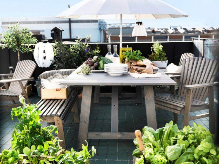 Arredo giardino Ikea http://atutto.net/1Gcxwqo #ArredamentoEcologico ...