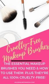Photo of The ultimate guide to makeup brushes for beginners # BeautyBlog #MakeupOfT … -…
