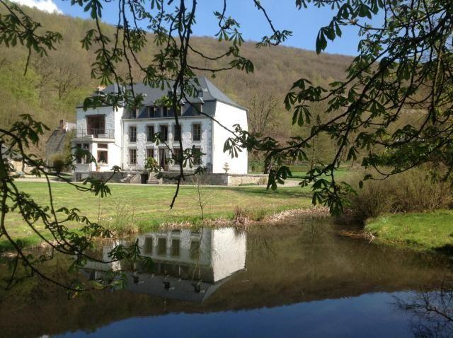 Gite rural Ardennes dans un château entouré par 1000 ha de forêt, dans la vallée de la Meuse, en région touristique Champagne Ardenne