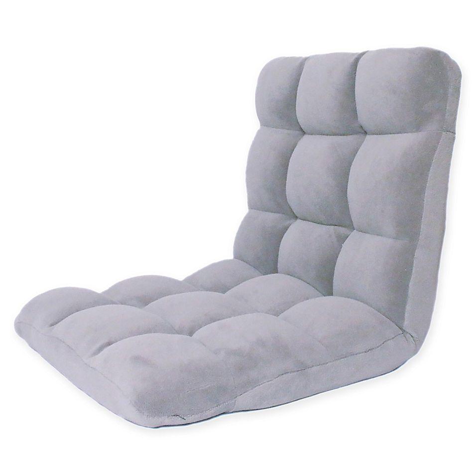 Clover gaming chair in grey small bean bag chairs bean