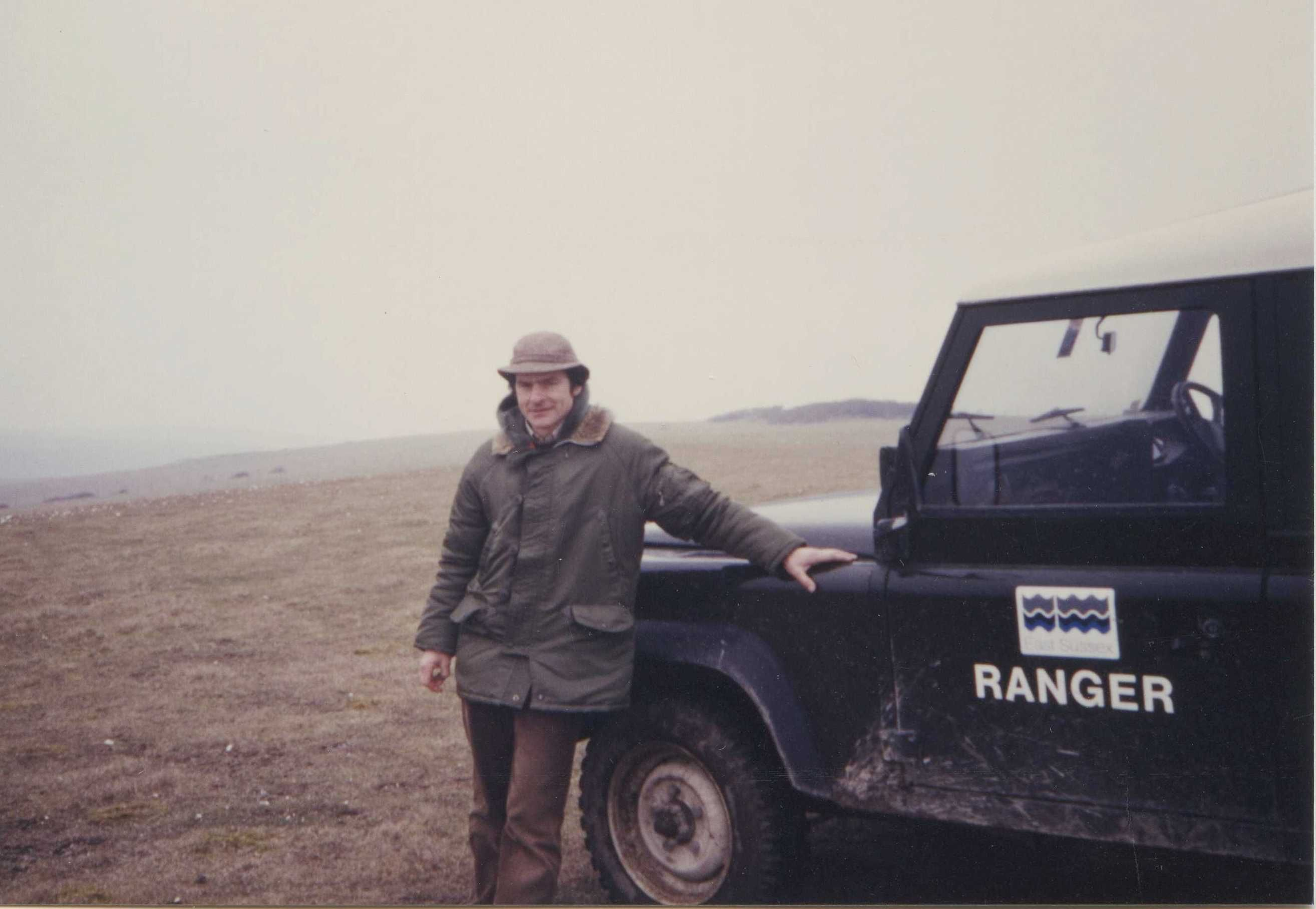 monty don land rover - Google Search   Nothin' but Land Rover ...