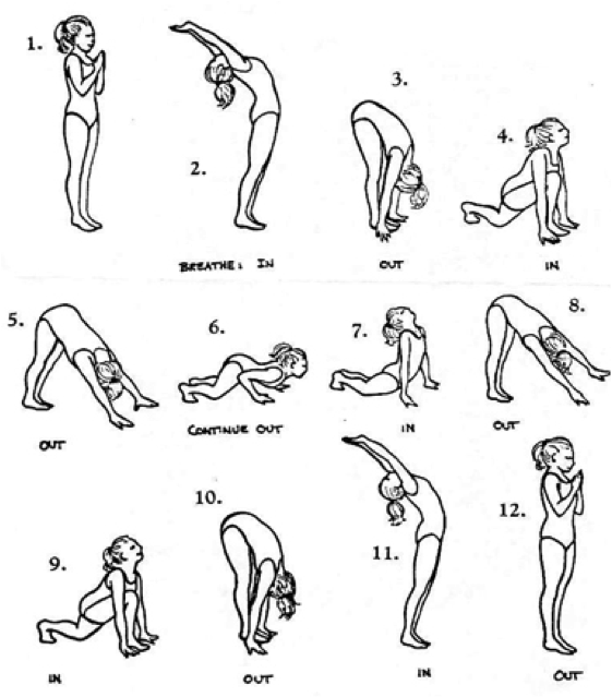Awesome Quick Yoga. I did this one before I went to bed and then a little more intense routine earlier in the day