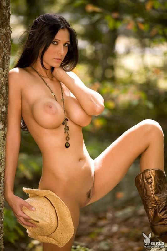 Country girls naked in the woods — photo 10