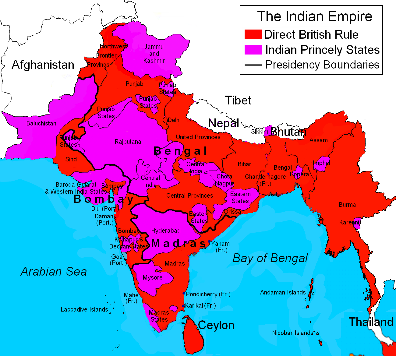 british empire in india the Discuss the british perception of india and britain's role in the subcontinent examine the methods used by the british to establish and then maintain control of india to the british, india.