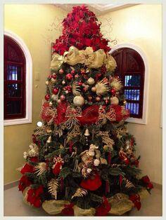 Arboles De Navidad Ultimas Tendencias Decoracion 2015 2016 Arbol De Navidad Original Decoracion Arbol De Navidad Decoracion De Arboles