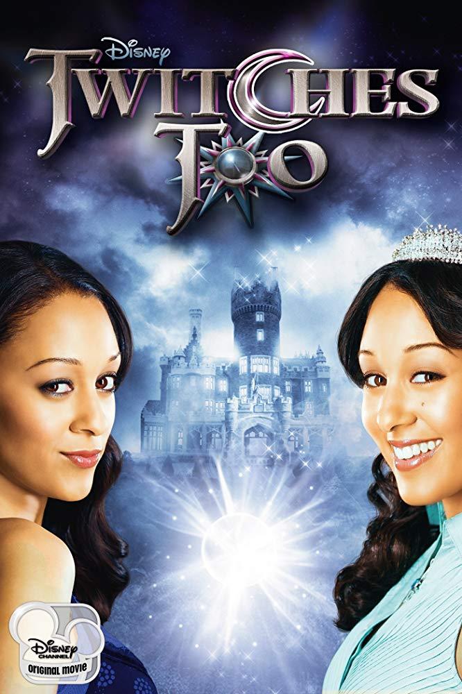 Twitches Too (2007) Peliculas de disney, Películas