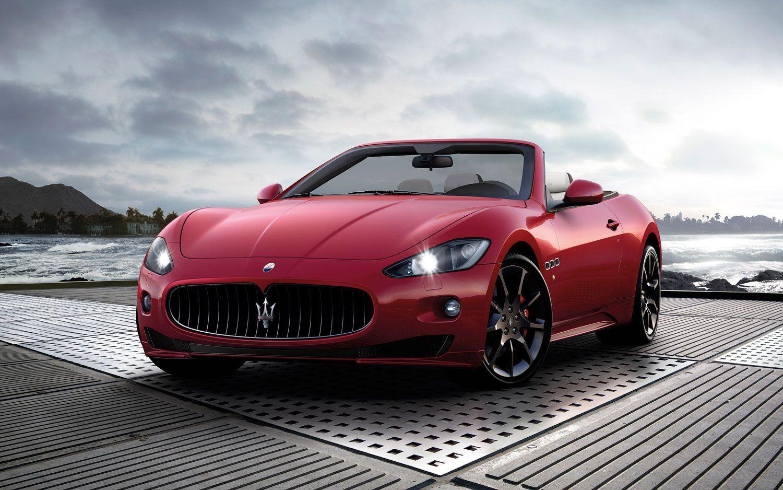 Old Cars And Lots Of Cool Car Stuff Maserati granturismo