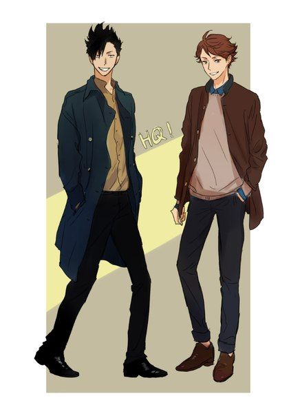 kuroo looks so funny hes so awkward he s probably trying to flash a flirtatious smile at his wife but hes struggling haikyuu oikawa anime inspired outfits
